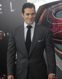 Superman, Gentleman, Henry Cavill, Models, Suit Jacket, Breast, Fans, Handsome, Suits