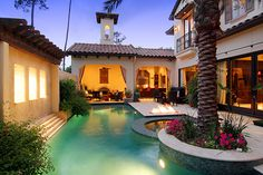 Image detail for -authentic spanish hacienda style homes in houston are rare and that s ...