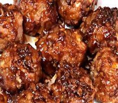 Healthy Honey Garlic Meatballs - Gluten Free Recipe Video by iloveflavor | ifood.tv