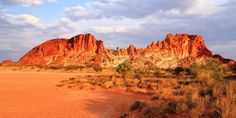 Rainbow Valley Chambers Pillar Tours from Alice Springs Central Australia Northern Territory are a special and rare opportunity small group tours Red Centre, Alice Springs, Beautiful Sunset, Wilderness, Monument Valley, Sunrise, Places To Visit, Rainbow, Tours