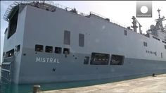 Francia propone acuerdo a Rusia para cancelar contrato de los navíos Mistral