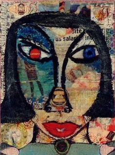 Anne Grgich : Henry Boxer Gallery - Outsider Artist