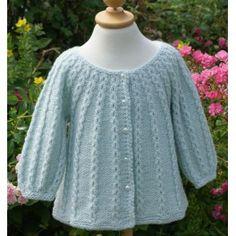 LINNEA trøje - Garn og opskrift