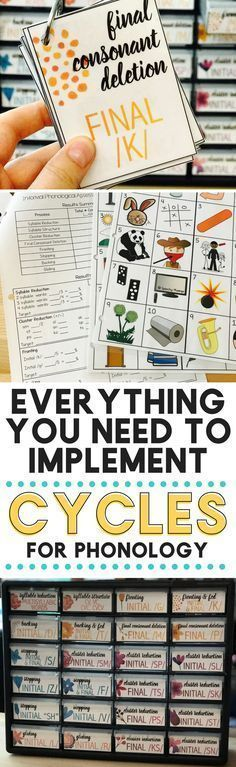 Think the cycles approach is too confusing and time consuming? Get this packet to have everything you need to do cycles for phonology including assessment, progress monitoring, setting up, organization, therapy, and implementation. It's a must have speech therapy activity especially if you work in preschool. From Speechy Musings.