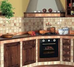Risultati immagini per cucina in muratura piastrelle ...