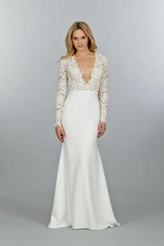Style 2450 | Wedding Planning, Ideas & Etiquette | Bridal Guide Magazine