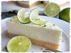 Keksíkový dort s vanilkovou příchutí Sweet Recipes, Cake Recipes, Lime Cheesecake, Cake Factory, Sweet And Salty, Desert Recipes, Finger Foods, Vanilla Cake, Food To Make