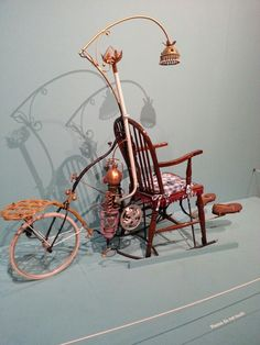 Birmingham Museum and Art Gallery. Marvellous Machines The Wonderful World of Rowland Emett.