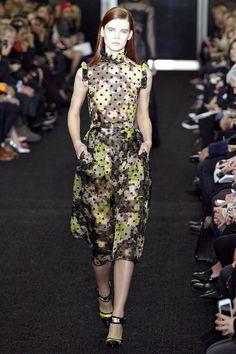 Vestido de Erdem: ¿Alexa Chung o Camilla Belle?