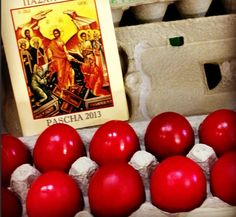 10 Tips for Perfect Red Pascha Eggs- use brown eggs, dry eggs w/ soft cloth… Easter Egg Dye, Coloring Easter Eggs, Holy Thursday, Orthodox Easter, Greek Easter, Easter Traditions, Easter Celebration, Easter Recipes, Cake