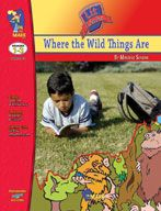 Where the Wild Things Are Lit Link Gr. 1-3: Novel Study Guide. Download it at Examville.com - The Education Marketplace. #scholastic #kidsbooks @Karen Echols #teachers #teaching #elementaryschools #teachercreated #ebooks #books #education #classrooms #commoncore #examville