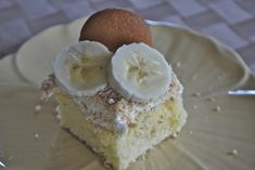 """Point-less"" Meals: Banana Pudding Cake"