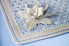 Cotton and HandMade tablecloth by Ayse Serdaroglu on Etsy, $210.00