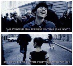 From the inside lyrics - Linkin Park