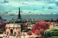 Want to learn French so I can visit.  This is the prettiest shot I've ever seen