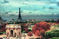 Douce Paris...
