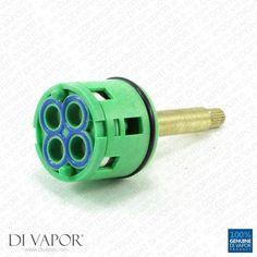4 Way Diverter Cartridge for Shower Valves | 4 Function Selector (35mm Diameter x 86mm Length)