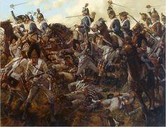 Deuxième Coalition : Deuxième Campagne d'Italie : La victoire de Marengo (14 juin 1800)