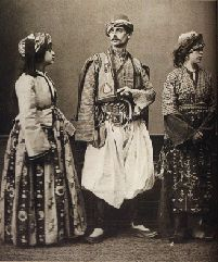 Historical Turkish garments
