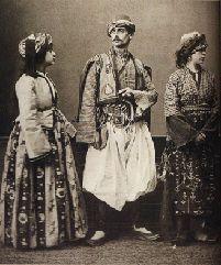 Historical Turkish garments