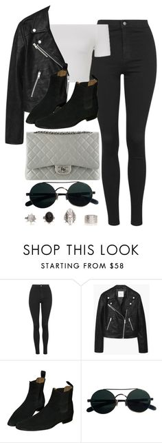 """Style #11304"" by vany-alvarado ❤ liked on Polyvore featuring Topshop and MANGO"