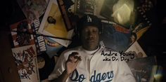 """Identifying Dr. Dre's record collection, as seen in """"Straight Outta Compton."""""""