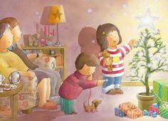 Lauras Weihnachtsstern App - Wunderschönes Weihnachtsbilderbuch