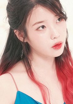 member (girl) Scenarios Request(s) (Close) [Not Currently … Iu Moon Lovers, Korean Girl, Asian Girl, Iu Gif, Teen Photography, Hair Reference, Just Girl Things, Korean Actresses, Korean Skincare