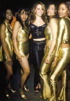 Mariah Carey & Allure