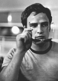 Another Original Bad Ass and Eye Candy:  Mr. Marlon Brando