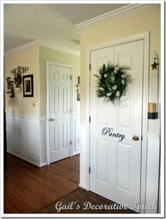 Sherwin Williams Paint - Navajo White  Love this color