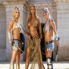 Beyonce, Pink, Britney