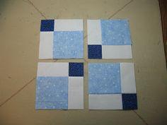 Neighborhood Quilt Club: Disappearing Nine Patch Tutorial Scrap Quilt Patterns, Beginner Quilt Patterns, Quilting Blogs, Quilting Ideas, Modern Quilting, Quilting Projects, Disappearing Four Patch, Baby Quilt Tutorials, Quilting Tutorials