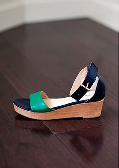 Emerson Fry wedge sandals, #minimalist #fashion