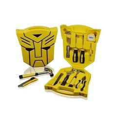 Transformer 3 New Characters Autobots Tool Set