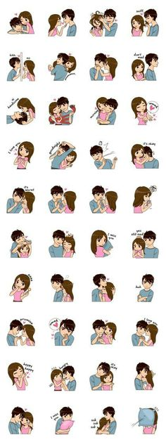 Funny Anime Couples Puppys Ideas For 2019 Love Cartoon Couple, Cute Couple Art, Relationship Goals Pictures, Cute Relationships, Couple Drawings, Love Drawings, Funny Anime Couples, Cute Love Pictures, Cute Love Stories