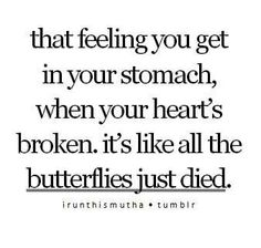 They do...fir your saje Butterfly Suicide :(  so you can live and may move on
