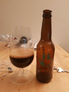 Noa Pecan Mud Cake Stout by Omnipollo