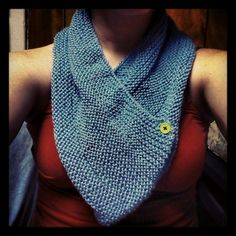 Burgundy Alpaca Punk Button Cowl by ENDLESS/REVOLT   Project   Knitting / Scarves, Shawls, & Cowls   Kollabora