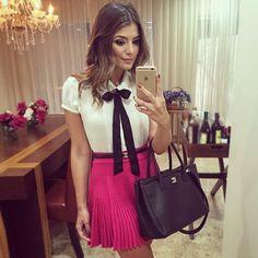 #lookdodia #lookoftheday #ladylike #selfie #blogtrendalert