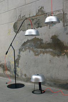 'Osux' Lamp  Designed by CreativeAffairs