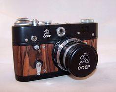 Vintage Soviet Film Camera FED 3 Limited edition by RarityFromAfar, $119.99