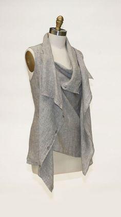 Stella Carakasi Clothing Command Attention Vest