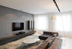 SL*Project have designed the New Arbat Apartment in Moscow, Russia