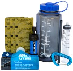 Water Filtration and Purification Kit