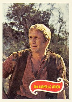 1975 Topps Planet of the Apes Ron Harper as Virdon Non-Sports - VCP Price Guide Plant Of The Apes, Ron Harper, Creature Feature, Cartoon Tv, My Youth, Sci Fi Movies, Original Movie, Horror Films, Best Actor