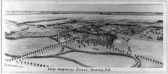 State-Hospital-for-Insane-Yankton-South-Dakota-SD-August-18-c1916-Yankton-County