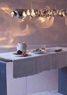 OCHRE | Eucalyptus chandelier