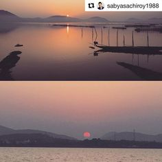 Pic by # @sabyasachiroy1988   welcome to the beautiful sunrise view from Rambha Odisha. I swear this is one of the beautiful sunrise and sunset I have ever seen from thAt place. Must visit Rambha and try to stay in Panthaniwas... . For more updates visit http://ift.tt/2oj9kRJ . #sunrise #sunset #travel #travelblogger #bhubaneswarbuzz #traveller #traveling #odisha #tourist #tourism #holiday #holidays #tour #travel #scenary #scenicbeauty #nature #natureblog #naturephotography #sony #photo…