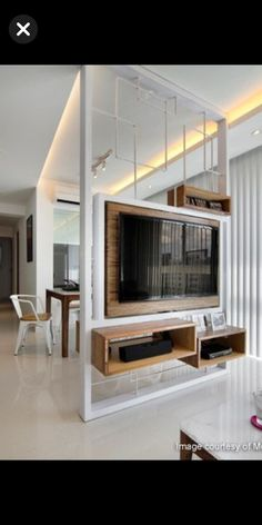 Tv Unit Decor, Tv Units, Flat Screen, Olinda, Living Room, Home And Living, Flat Screen Display, Tv Unit